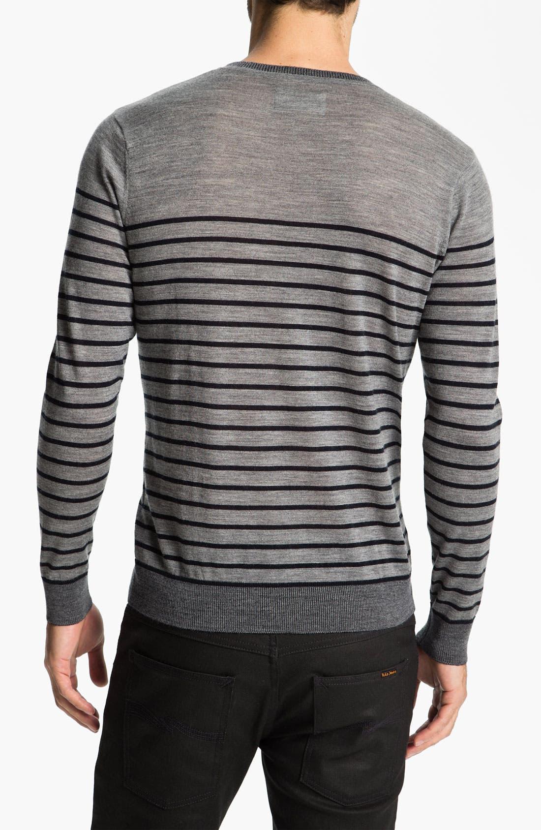 Alternate Image 2  - W.R.K Wool Sweater