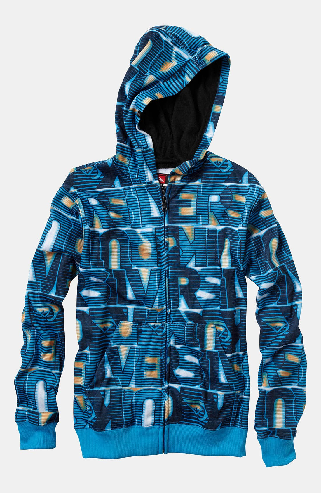 Alternate Image 1 Selected - Quiksilver 'The Tank' Hoodie (Big Boys)