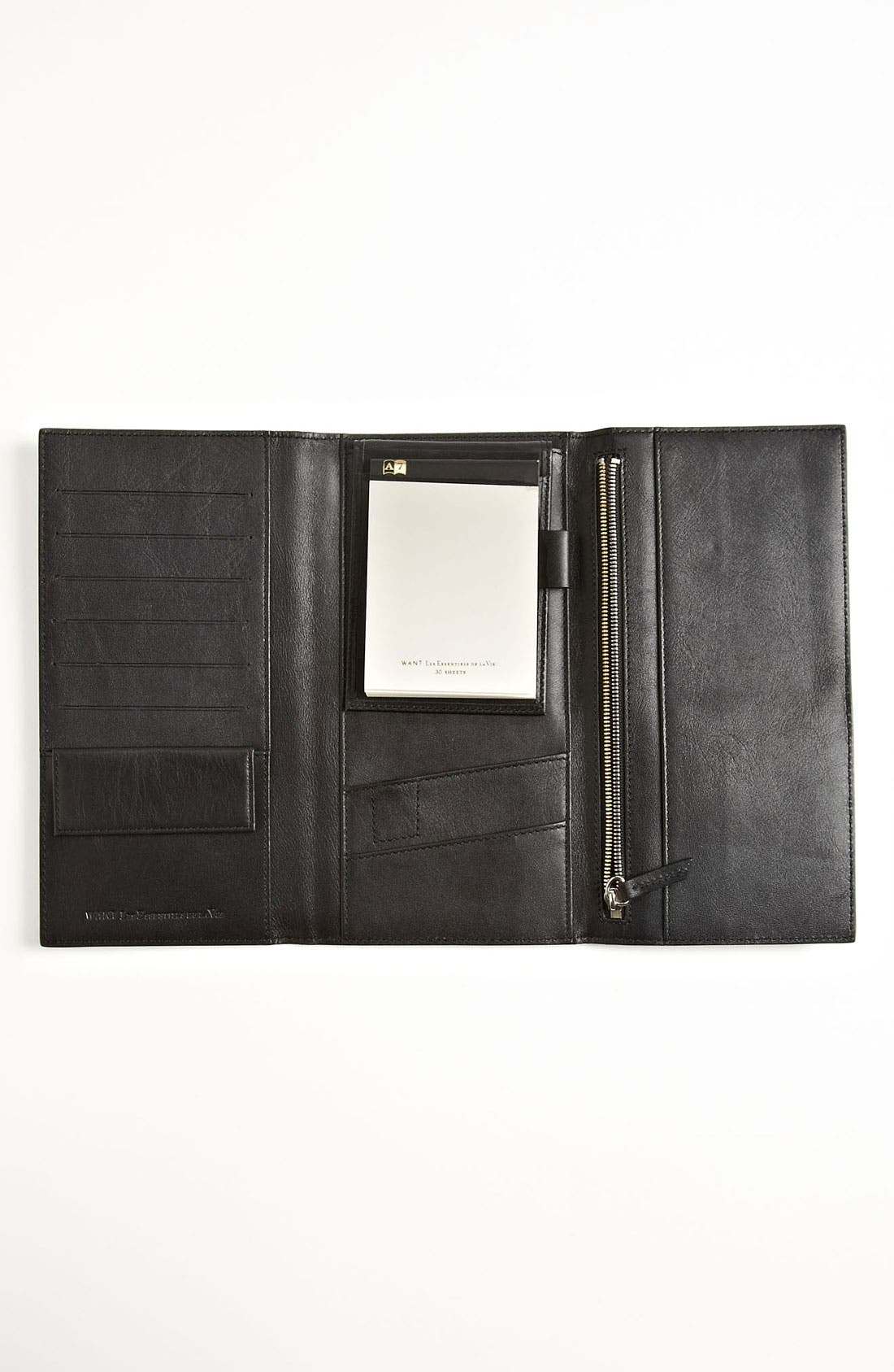 Alternate Image 2  - WANT Les Essentiels de la Vie 'Manley' Tri-Fold Wallet