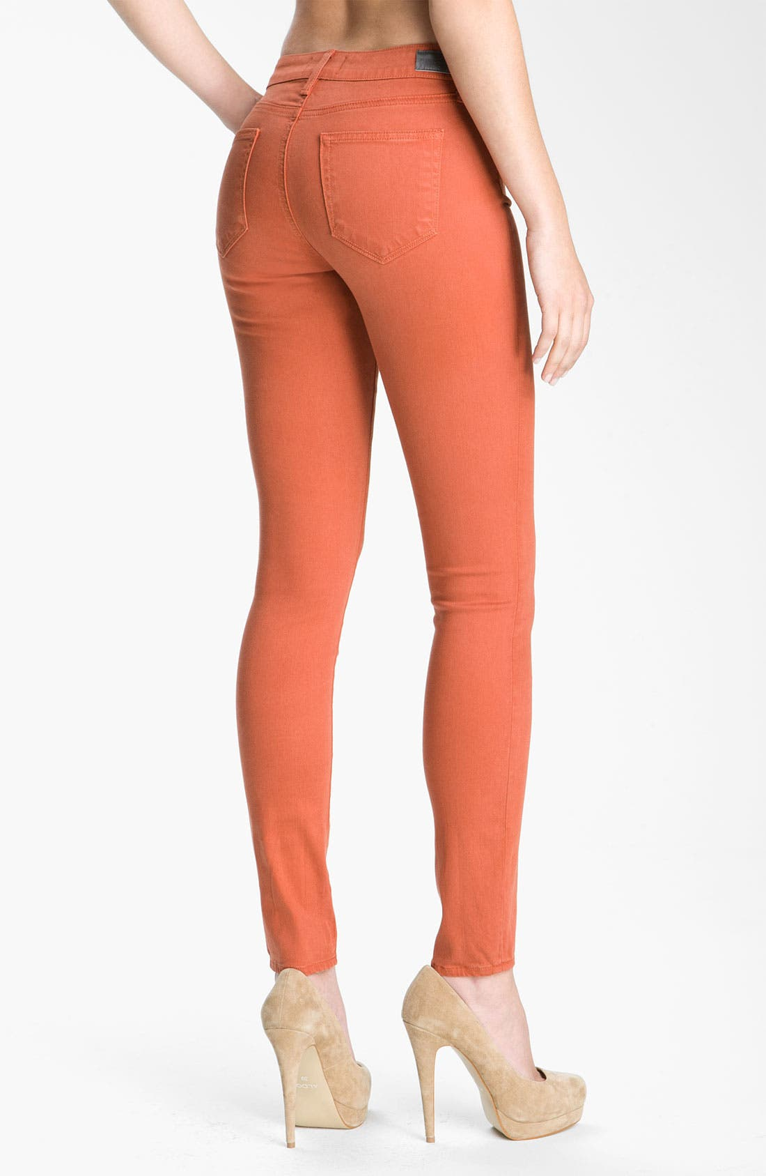 Alternate Image 2  - Paige Denim 'Verdugo' Skinny Stretch Jeans (Picasso)