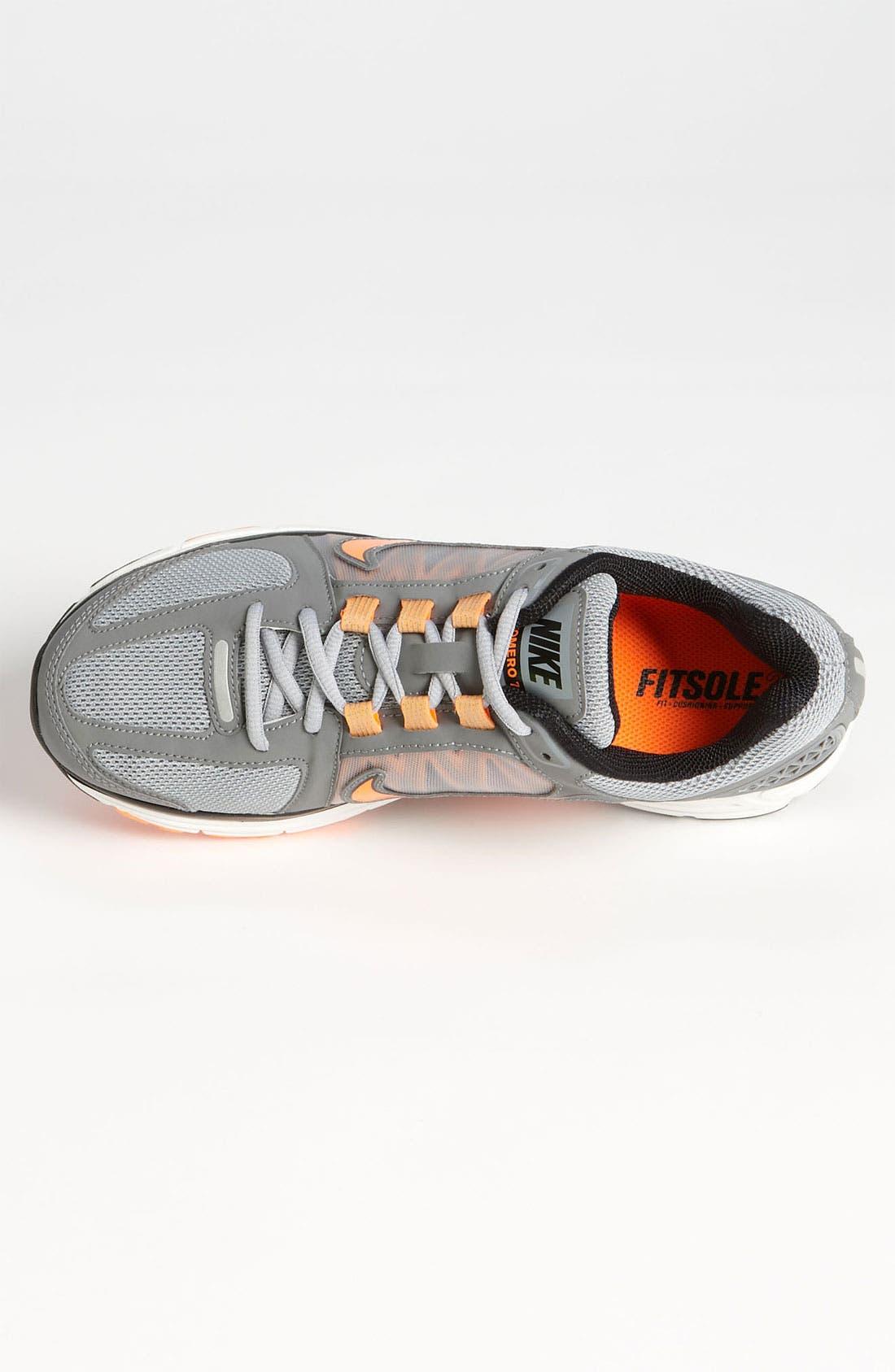 Alternate Image 3  - Nike 'Zoom Vomero+ 7' Running Shoe (Men)