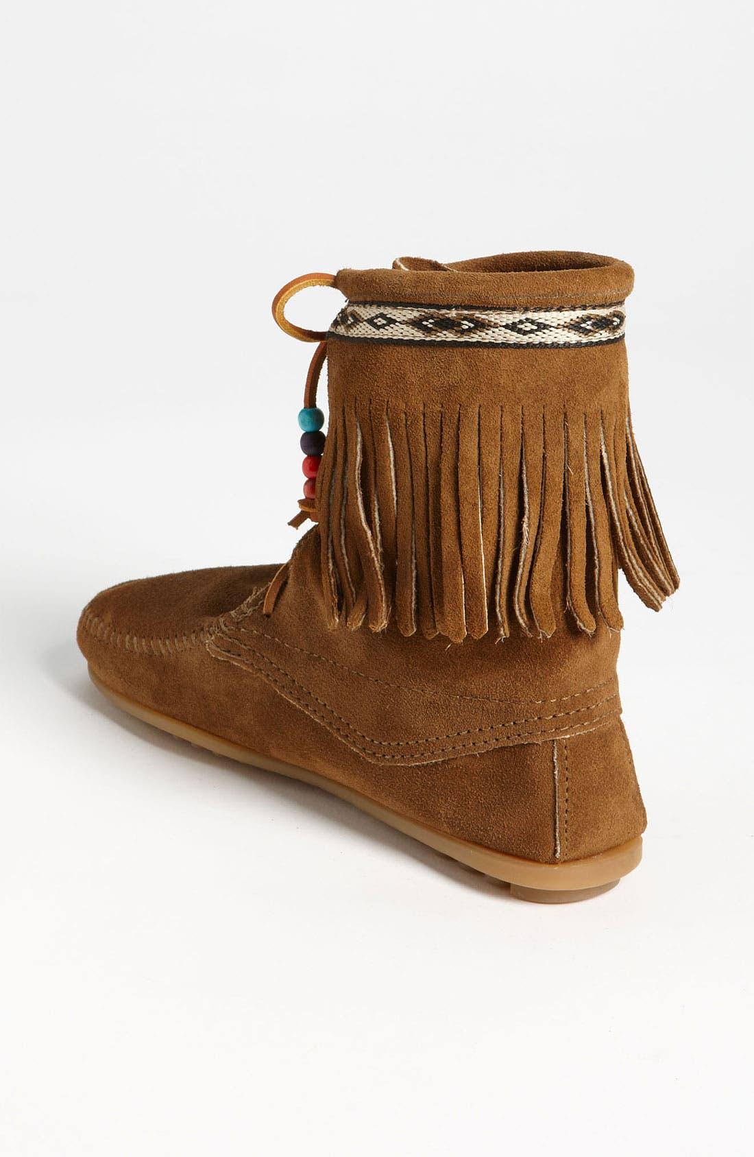 Alternate Image 2  - Minnetonka 'Beaded Tramper' Boot
