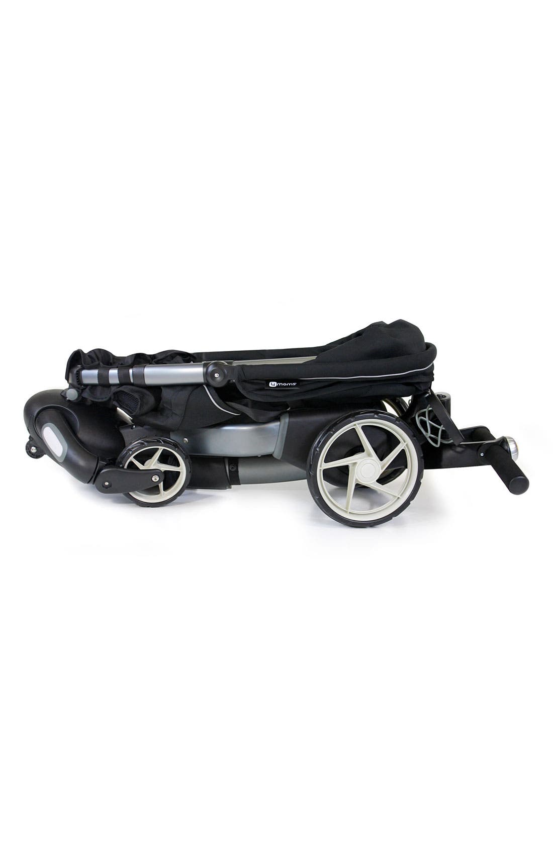 Alternate Image 3  - 4moms 'Origami' Stroller, Color Kit & Graco Car Seat Adaptor