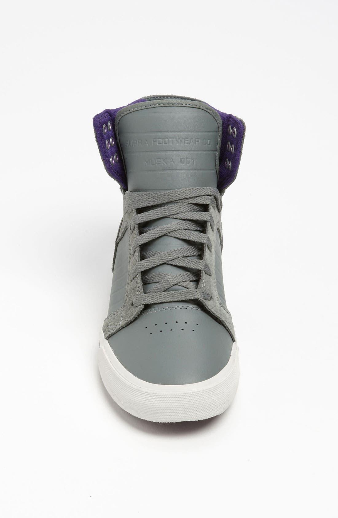 Alternate Image 3  - Supra 'Skytop' Sneaker (Men)
