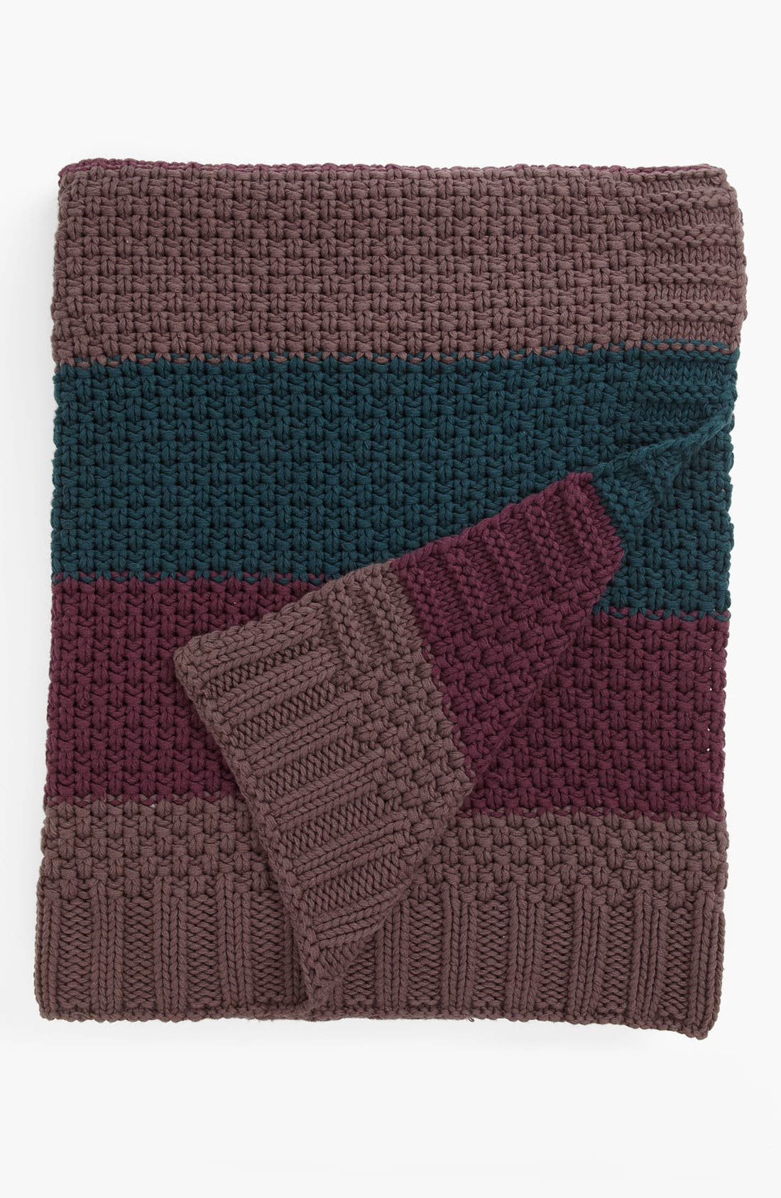 Alternate Image 1 Selected - Nordstrom at Home 'Grand' Knit Throw