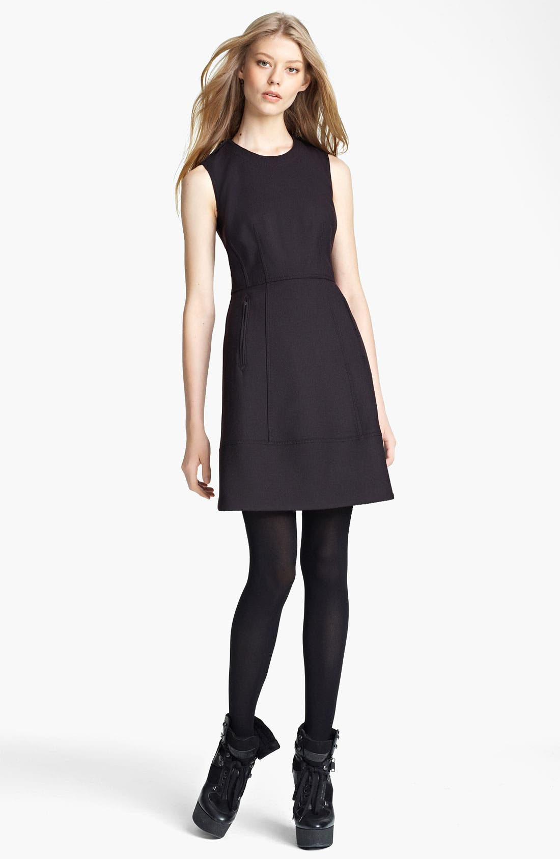 Main Image - Burberry Brit Sleeveless Dress