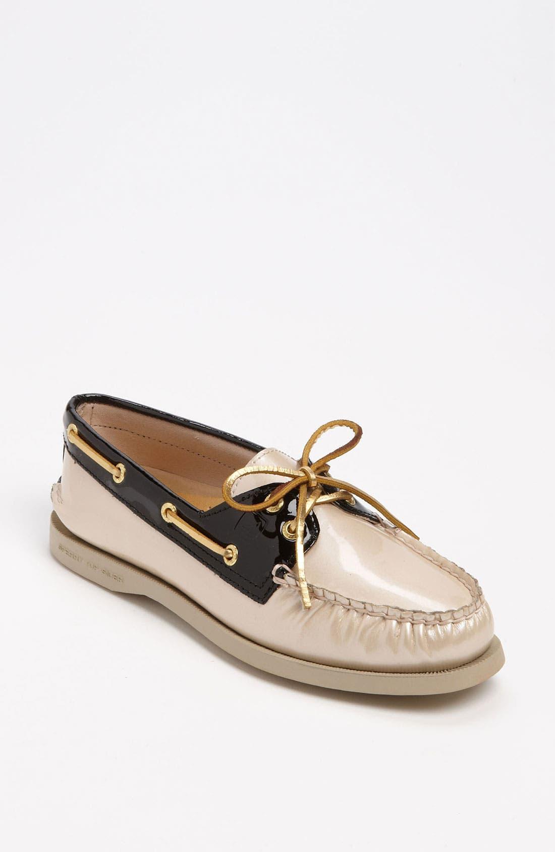 Main Image - Sperry 'Authentic Original' Boat Shoe (Women)