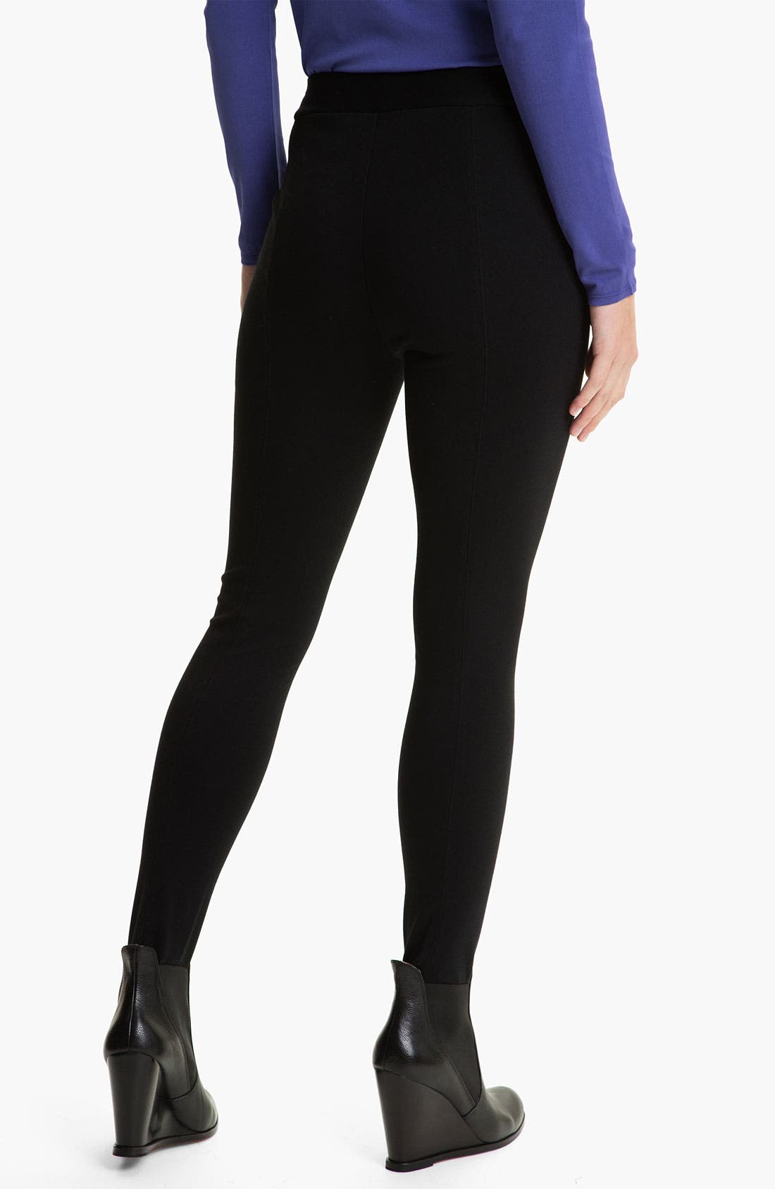 Alternate Image 2  - Eileen Fisher Stirrup Pants
