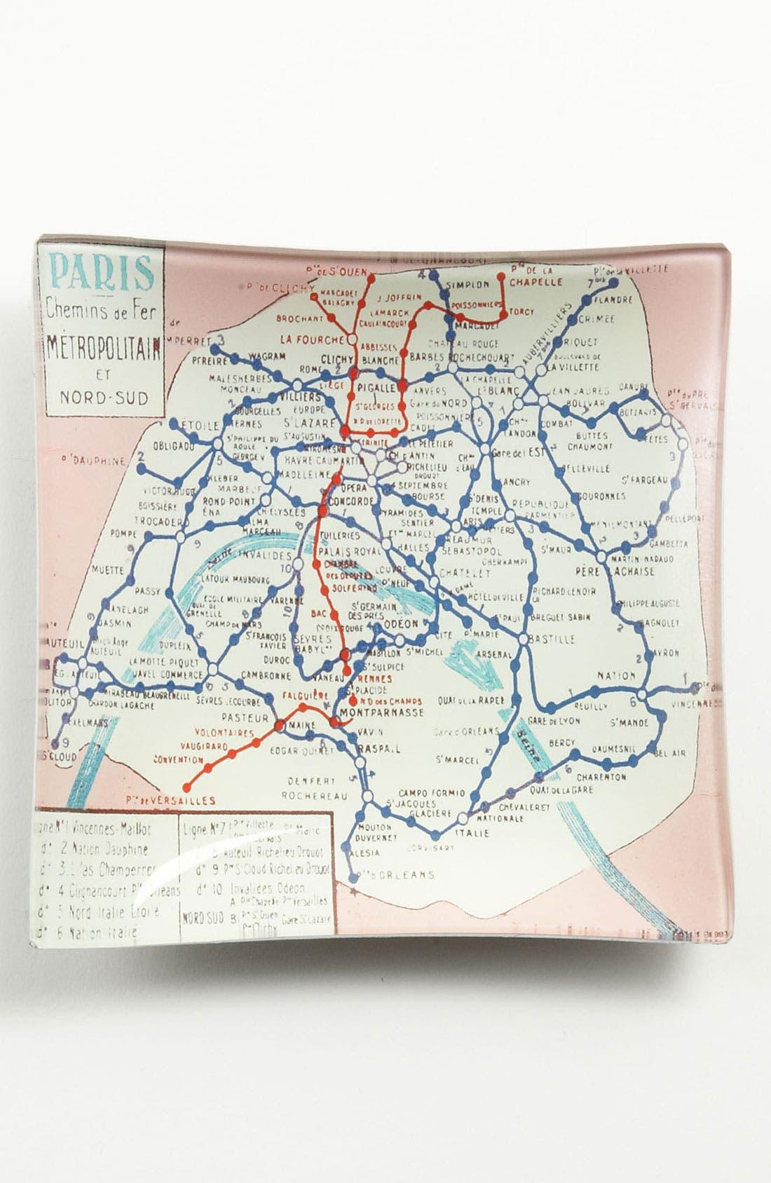Alternate Image 1 Selected - Ben's Garden 'Vintage Paris Métro' Trinket Tray