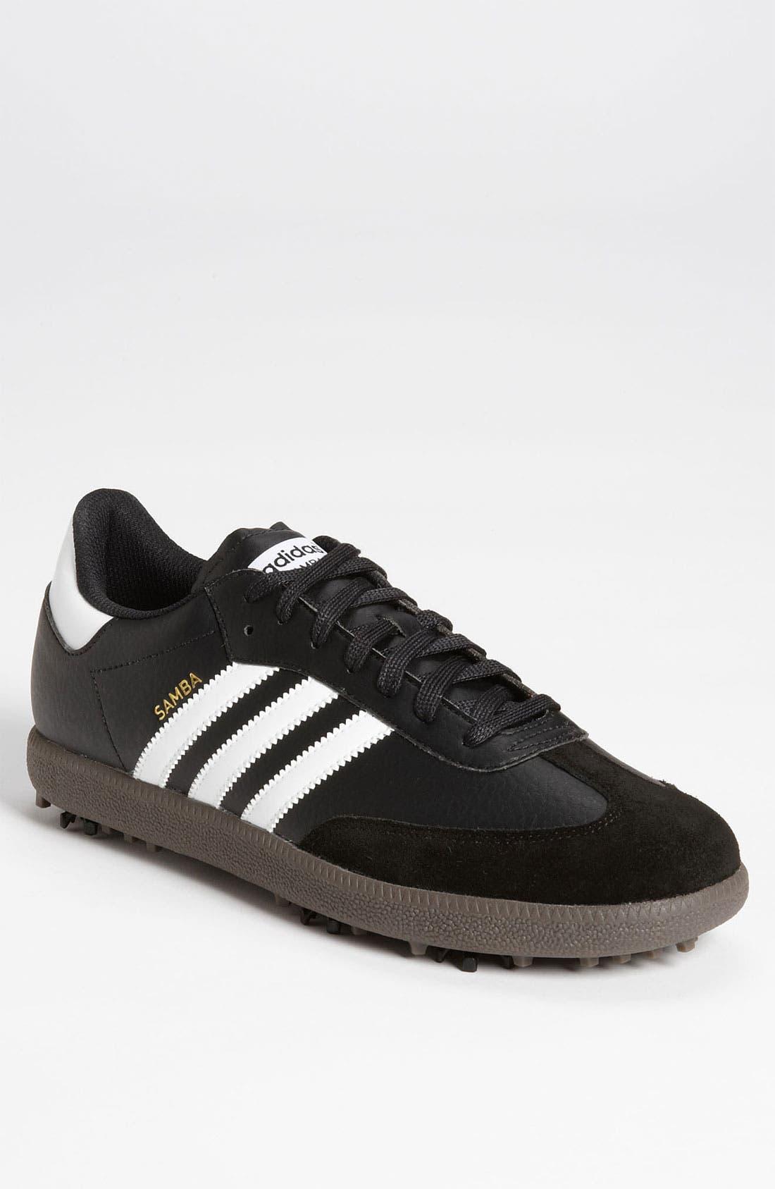 Alternate Image 1 Selected - adidas TaylorMade 'Samba' Golf Shoe (Men) (Online Only)
