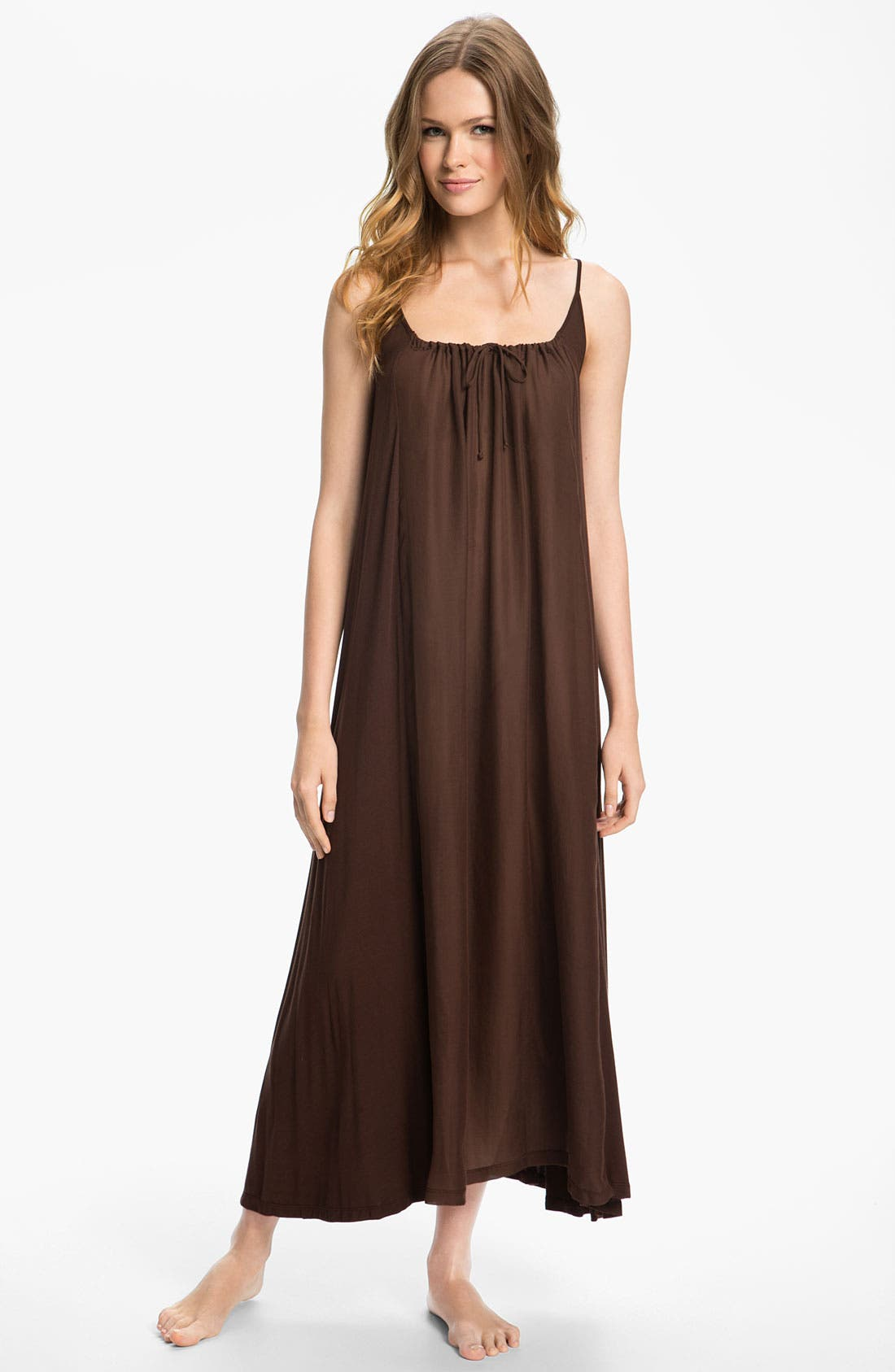 Alternate Image 1 Selected - Midnight by Carole Hochman 'Made for Each Other' Nightgown