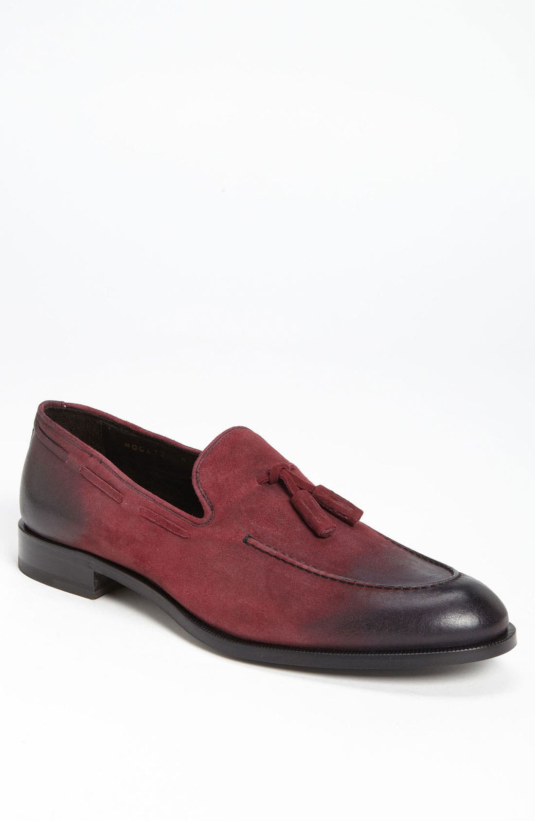 Alternate Image 1 Selected - Bruno Magli 'Maggio' Tassel Loafer