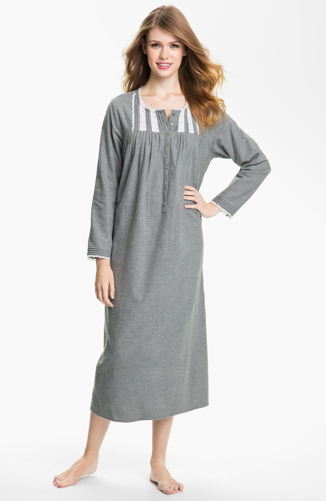 Alternate Image 1 Selected - Eileen West 'Holiday Cheer' Nightgown