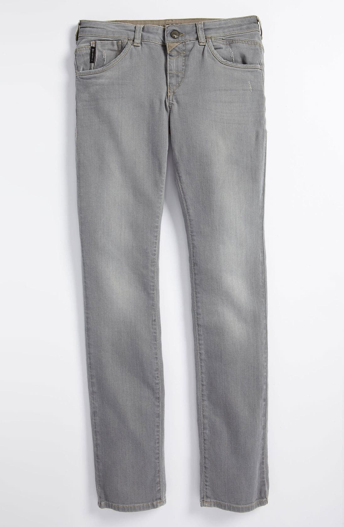 Alternate Image 2  - Armani Junior Slim Jeans (Big Boys)