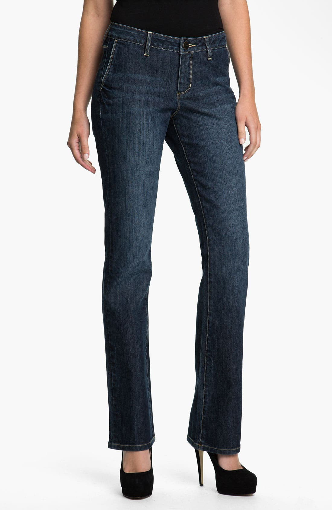 Alternate Image 1 Selected - Jag Jeans 'Virginia' Bootcut Jeans (Roswell)