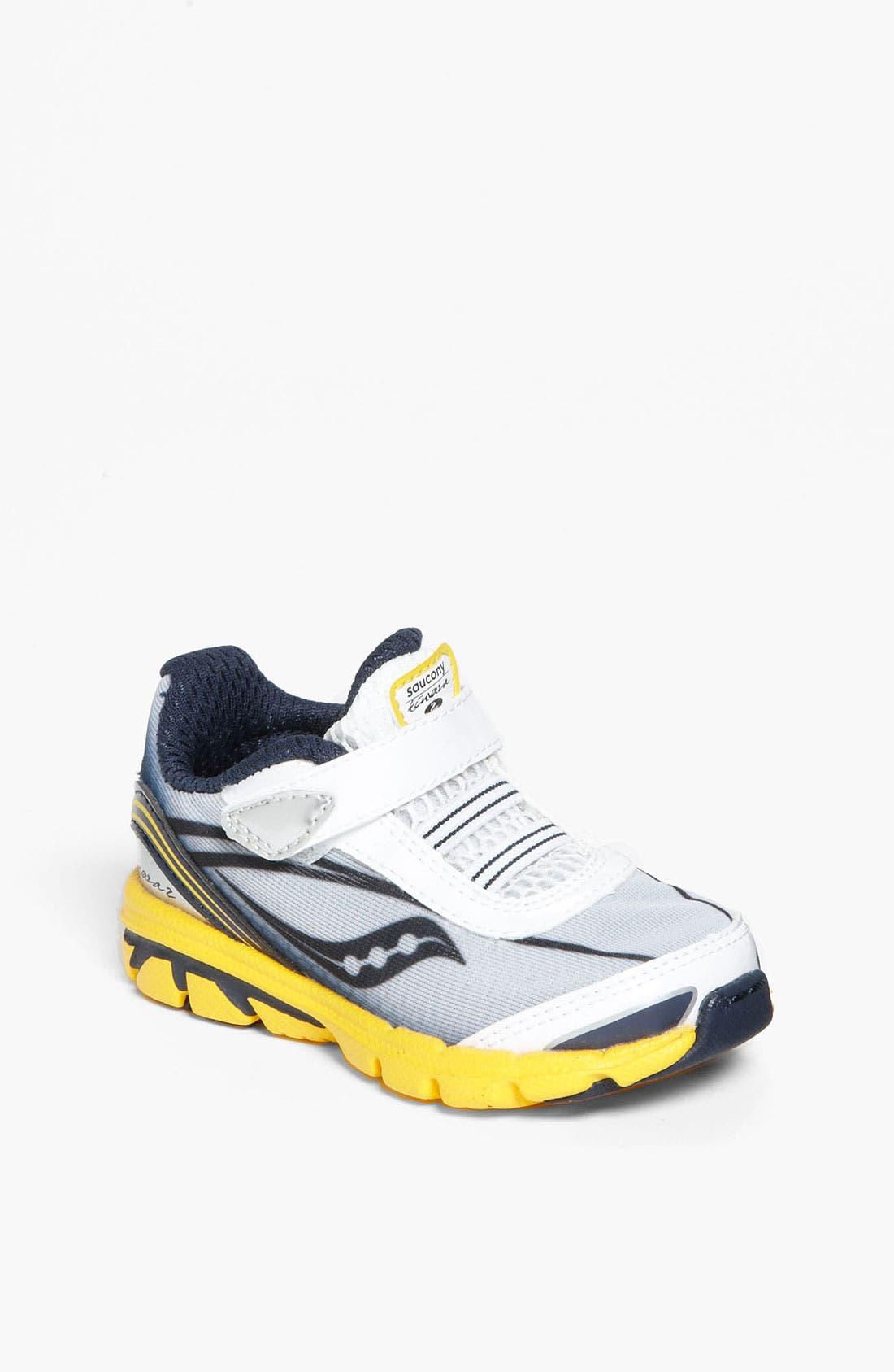 Alternate Image 1 Selected - Saucony 'Kinvara' Athletic Shoe (Baby, Walker & Toddler)
