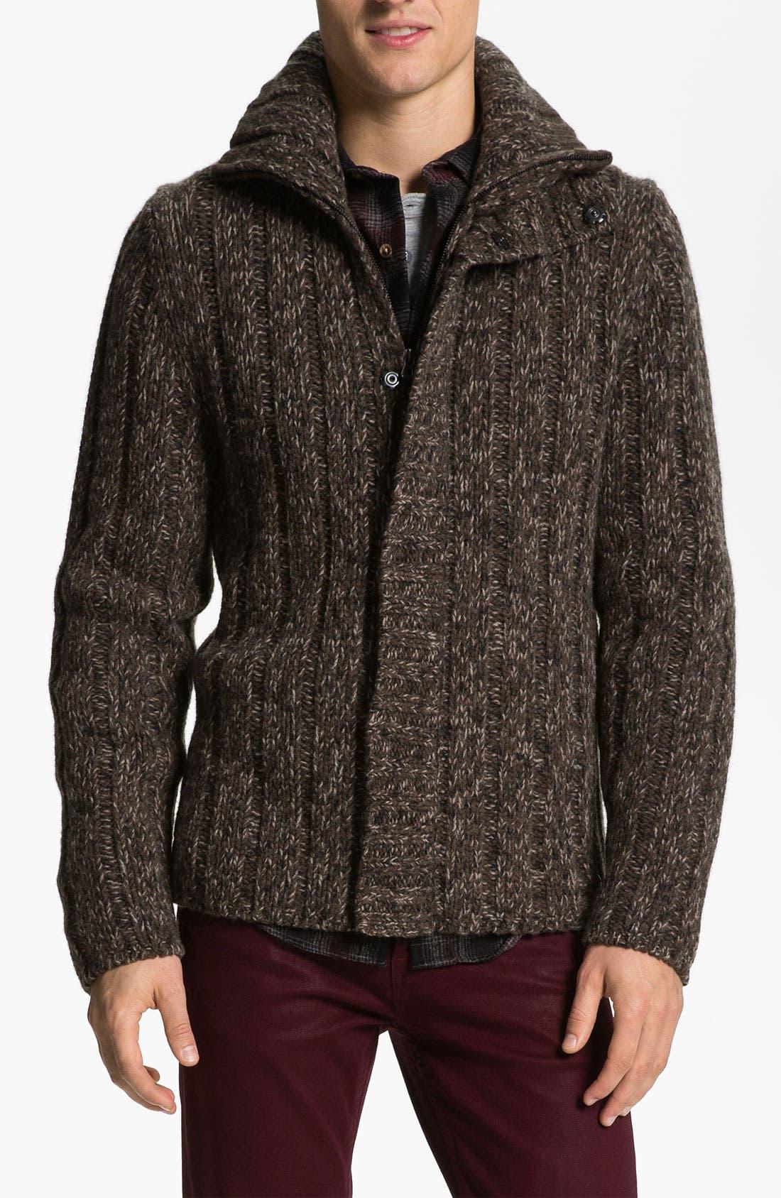 Alternate Image 1 Selected - BOSS Orange Wool Sweater