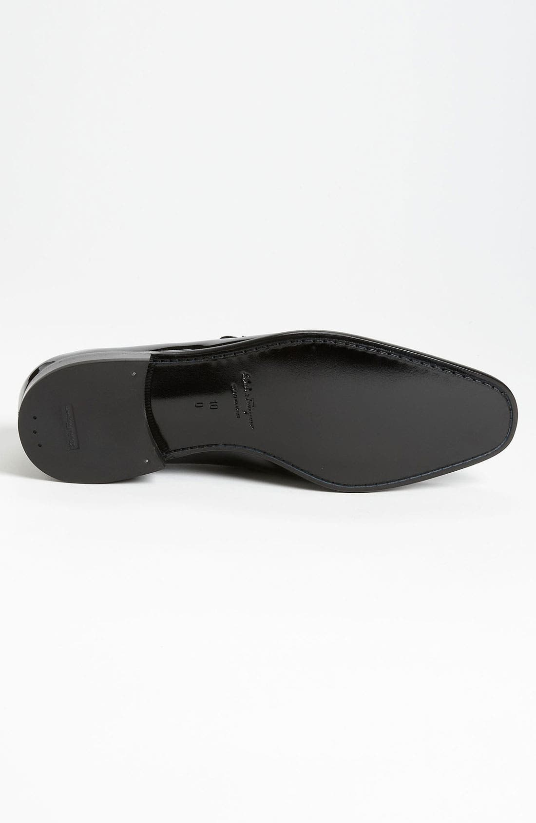 Alternate Image 4  - Salvatore Ferragamo 'Antoane' Formal Loafer