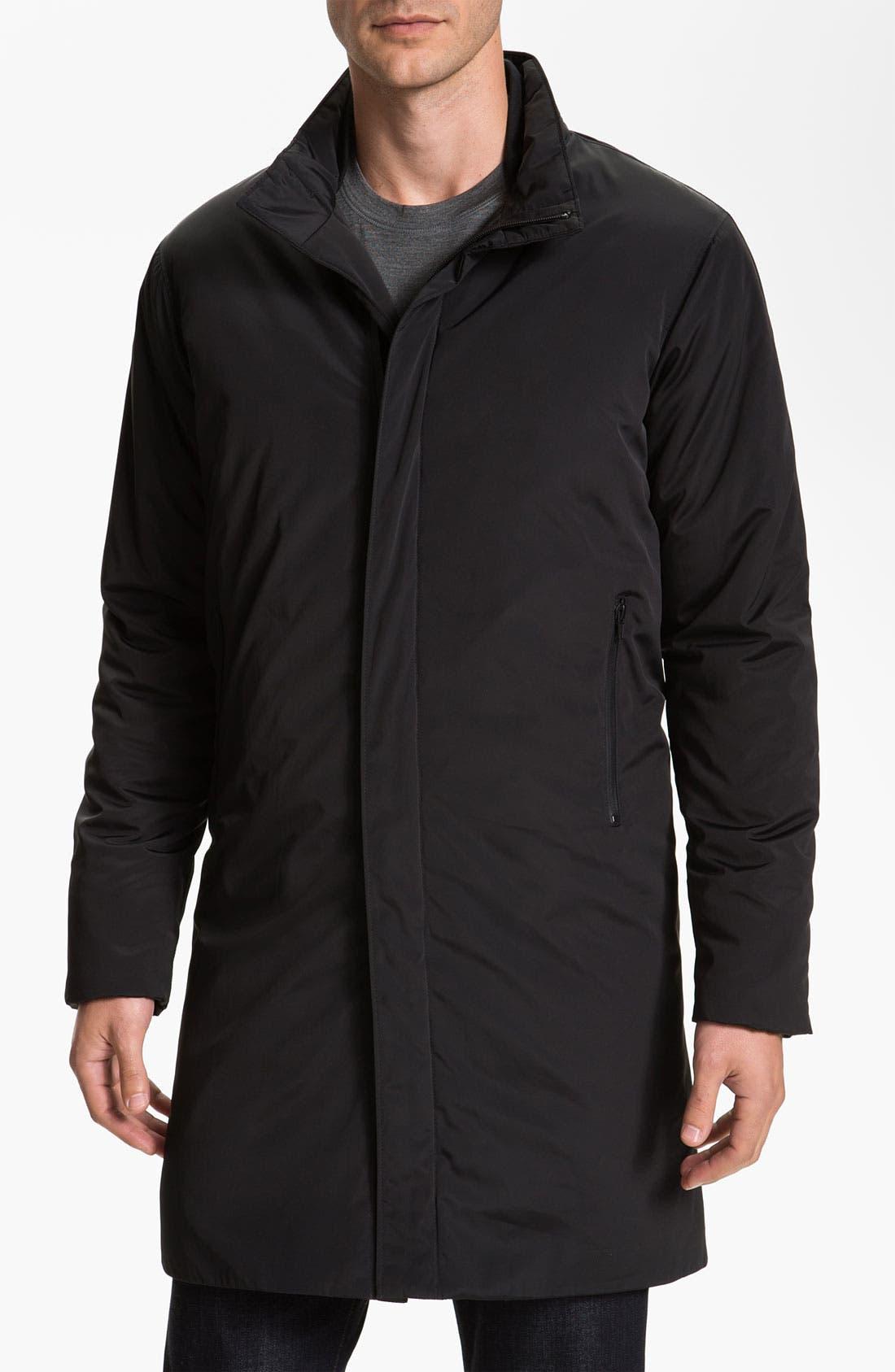 Main Image - Theory 'Dufour Gardar' Long Jacket