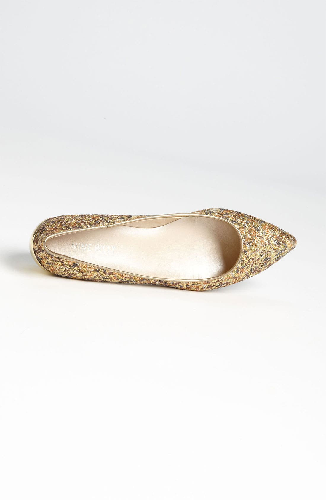 Alternate Image 4  - Nine West 'Jeleena' Flat