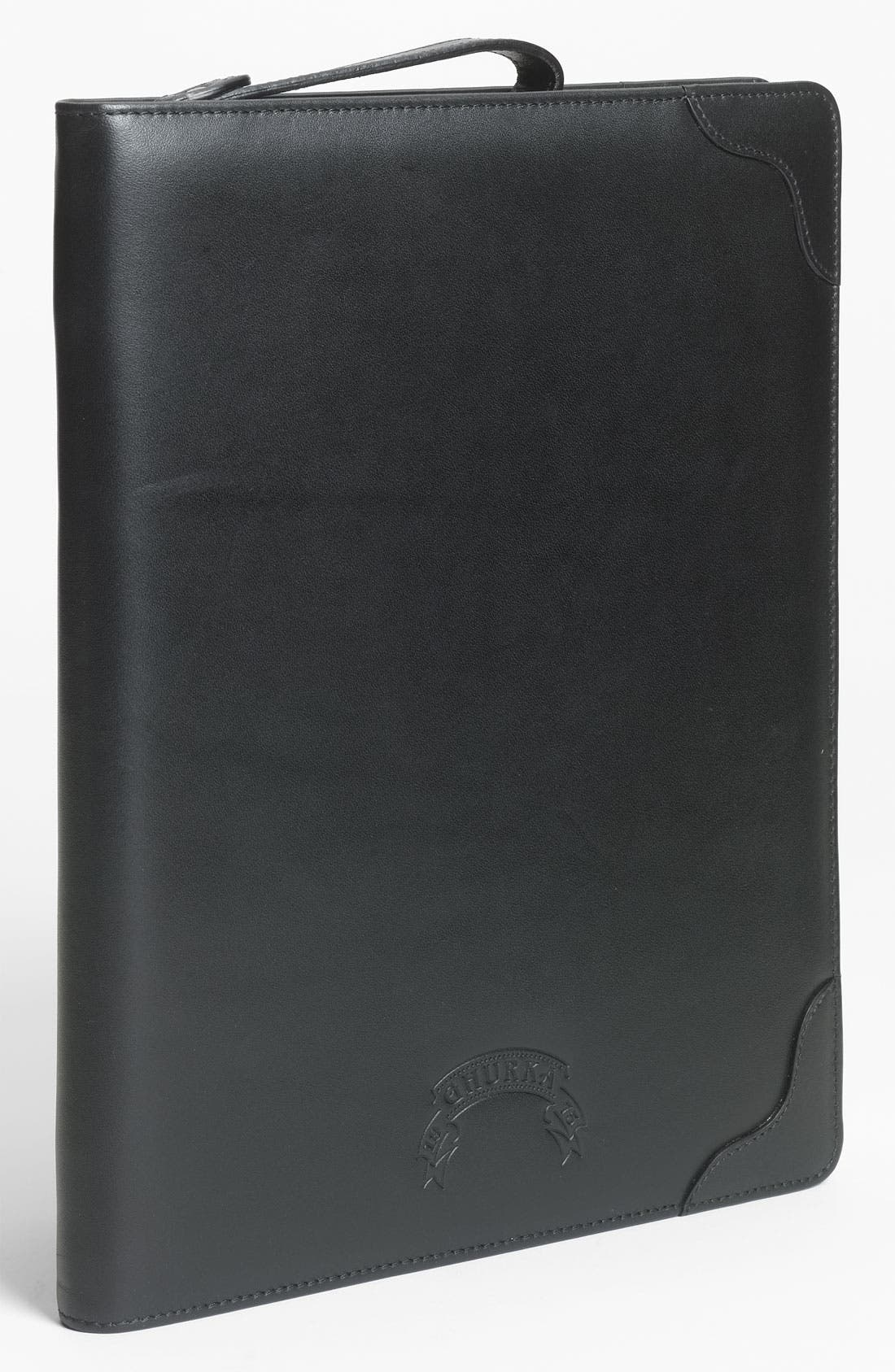 Main Image - Ghurka Zip iPad Case