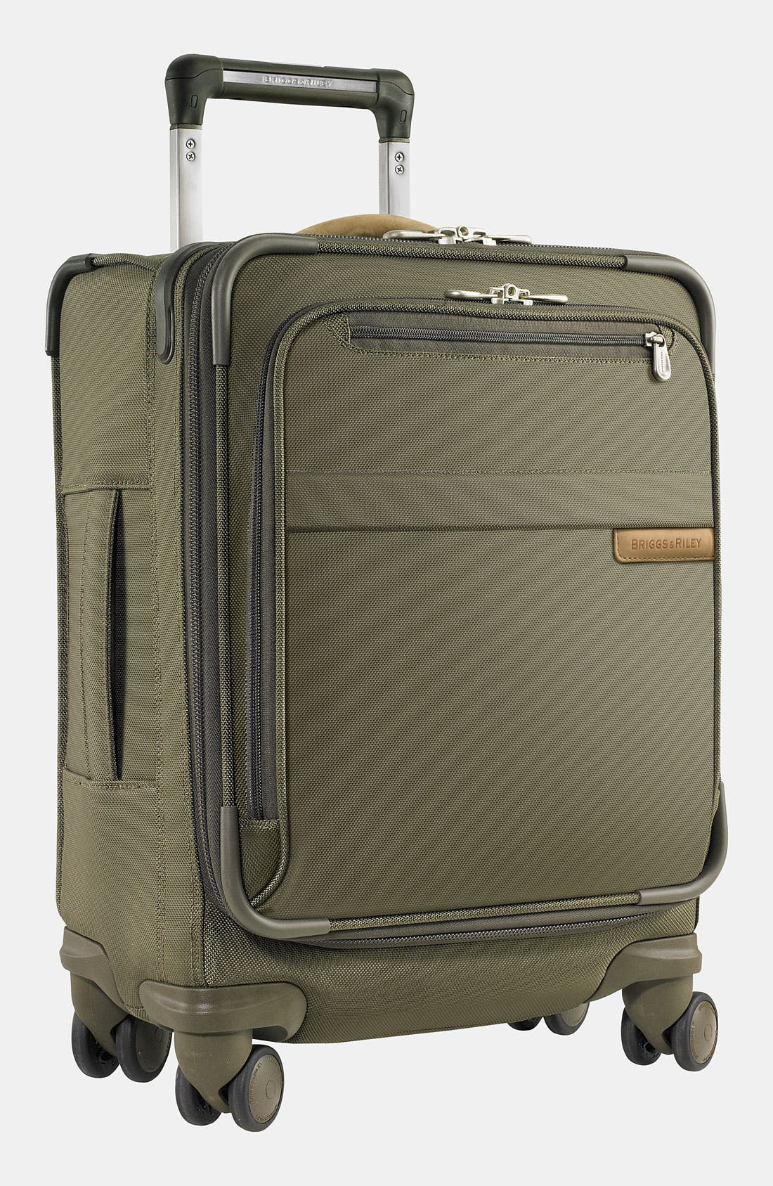 Alternate Image 1 Selected - Briggs & Riley 'Baseline - Commuter' Rolling Carry-On (19 Inch)