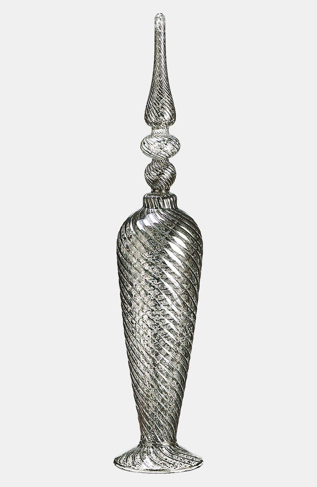 Alternate Image 1 Selected - ALLSTATE Glass Swirl Finial