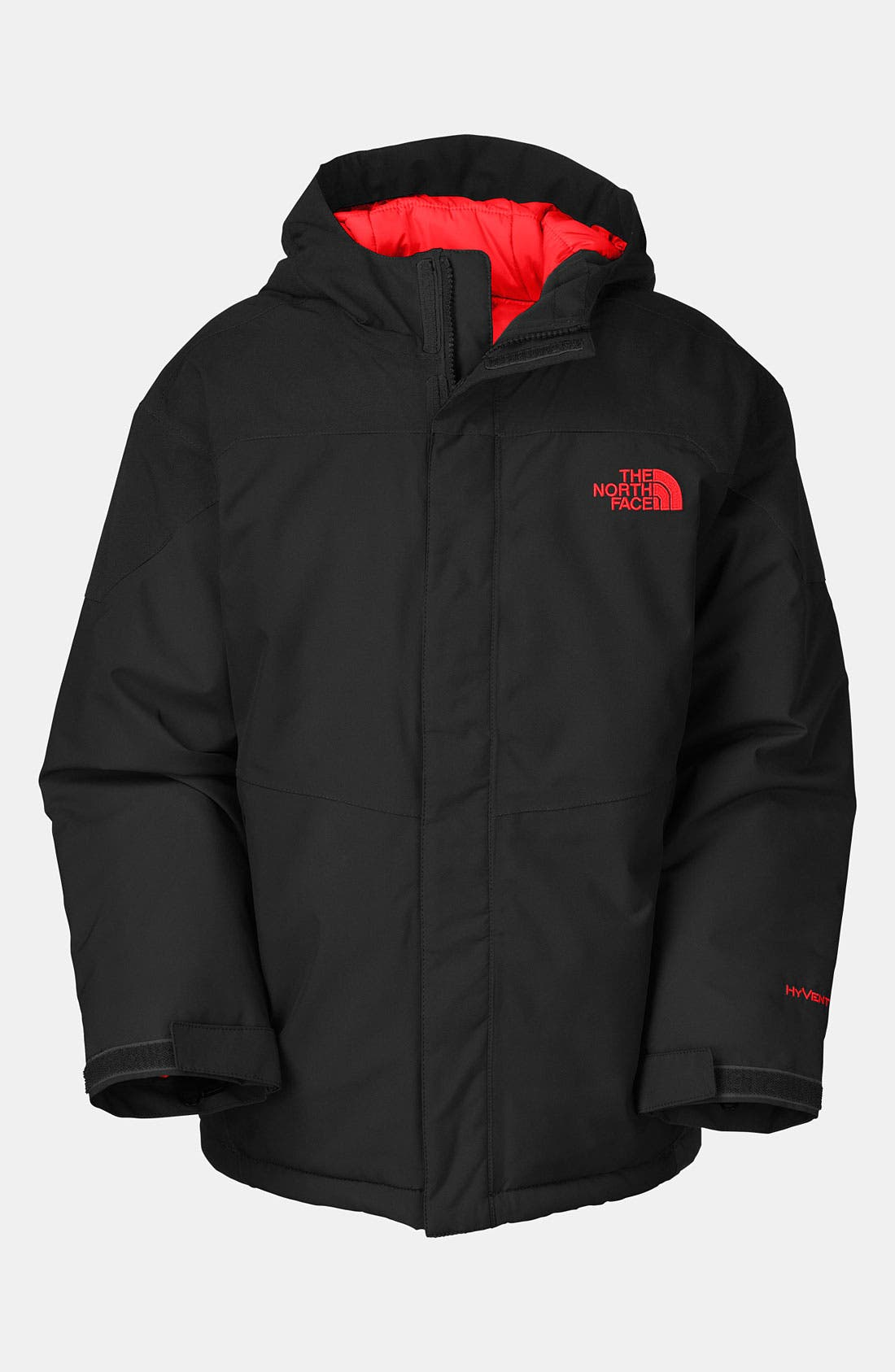Alternate Image 1 Selected - The North Face 'Durant' Insulated Jacket (Little Boys)