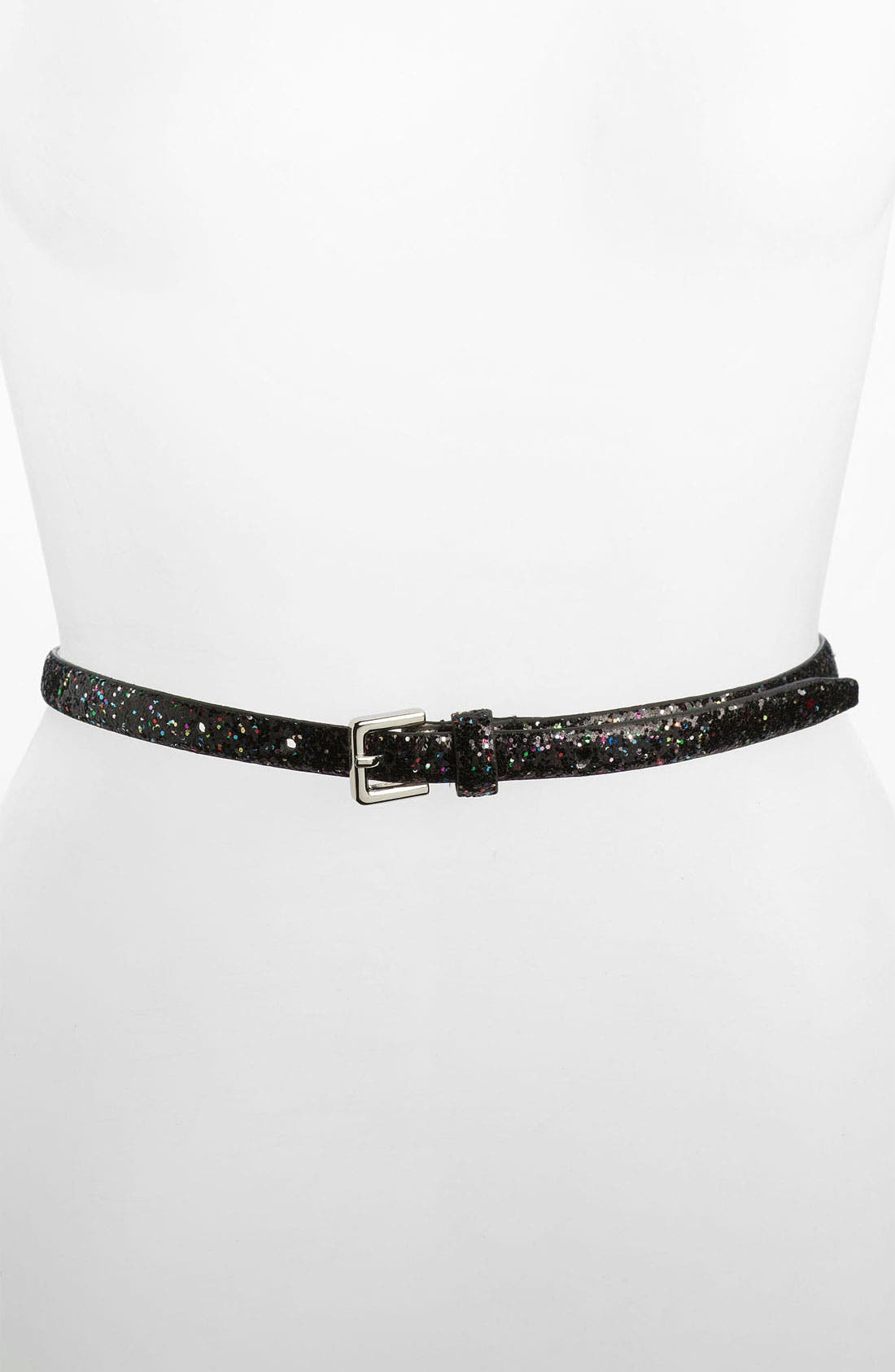 Alternate Image 2  - Steven by Steve Madden 'Glitter to Stud' Belts (2-Pack)