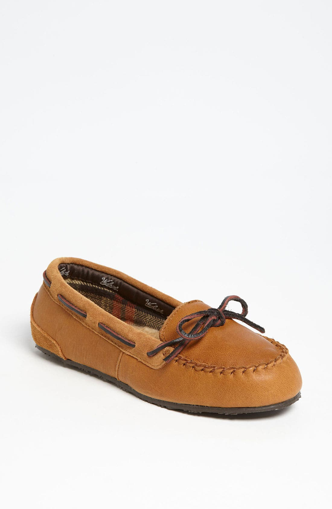 Alternate Image 1 Selected - Woolrich 'Brenta' Moccasin Slipper