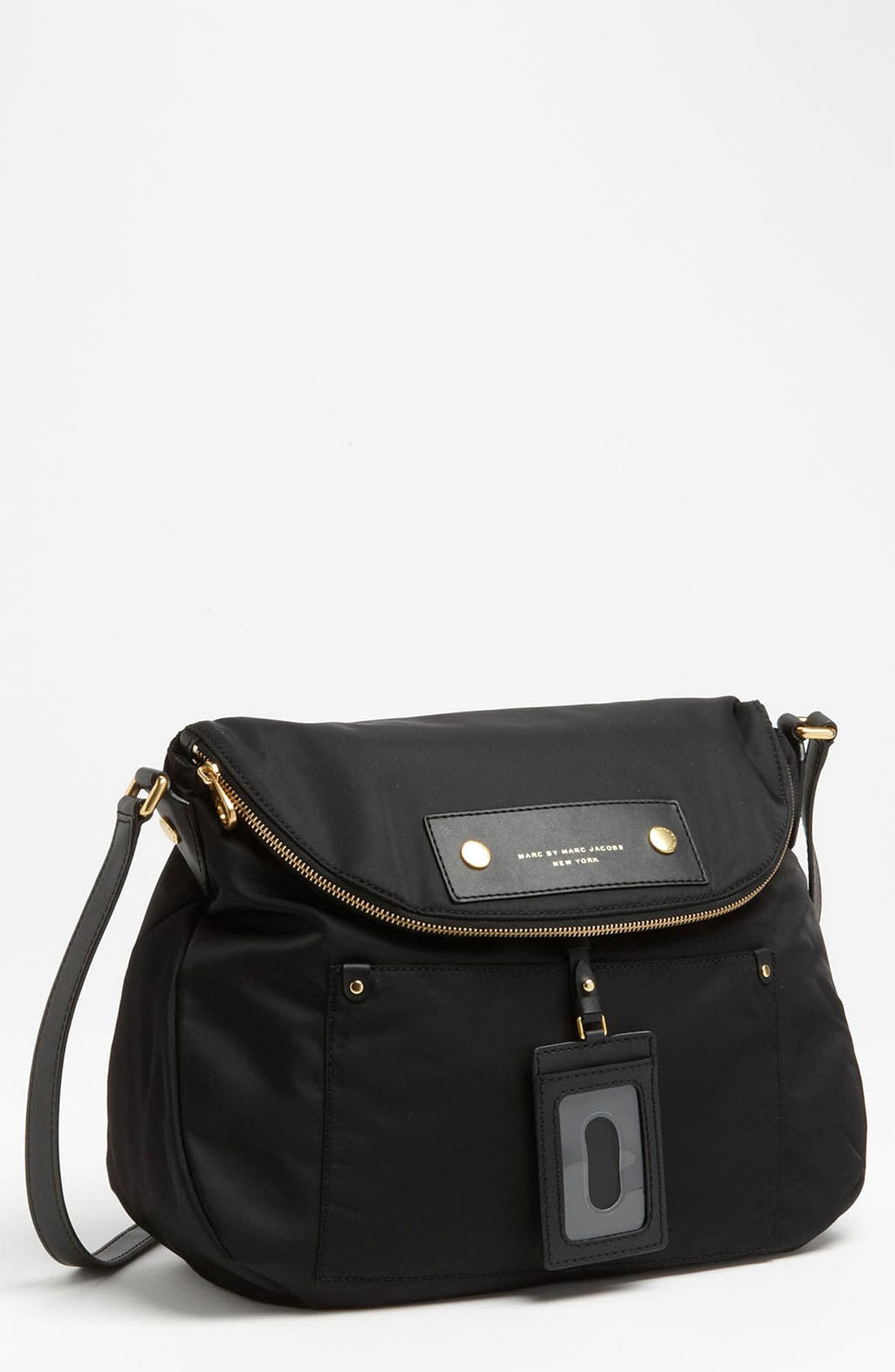 Main Image - MARC BY MARC JACOBS 'Preppy Nylon - Sasha' Crossbody Bag