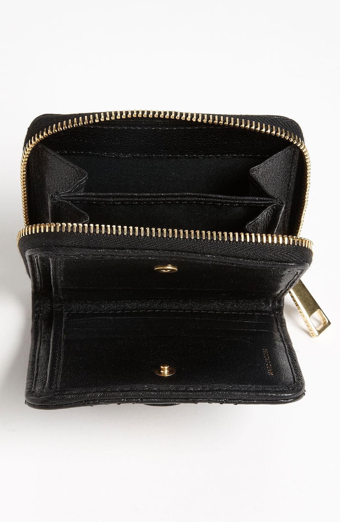 Alternate Image 2  - MARC JACOBS 'Anabela' Leather French Wallet