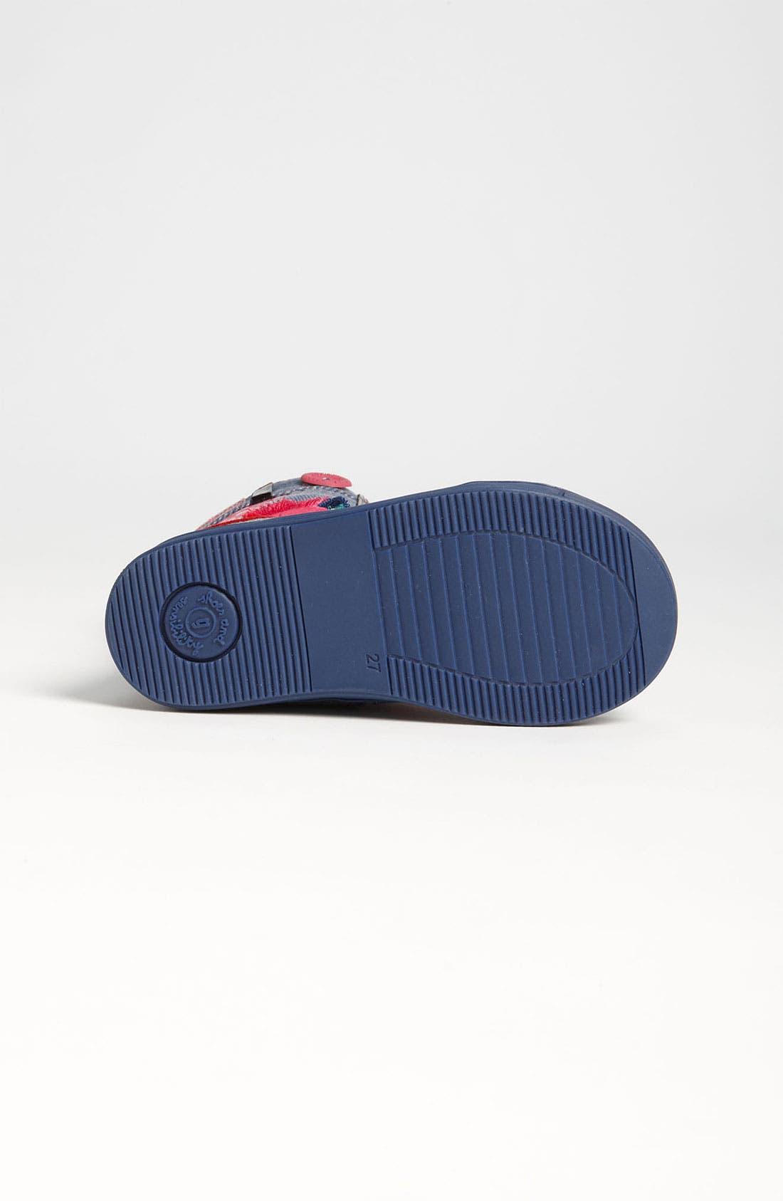 Alternate Image 4  - Agatha Ruiz de la Prada 'Peace' Boot (Toddler, Little Kid & Big Kid)
