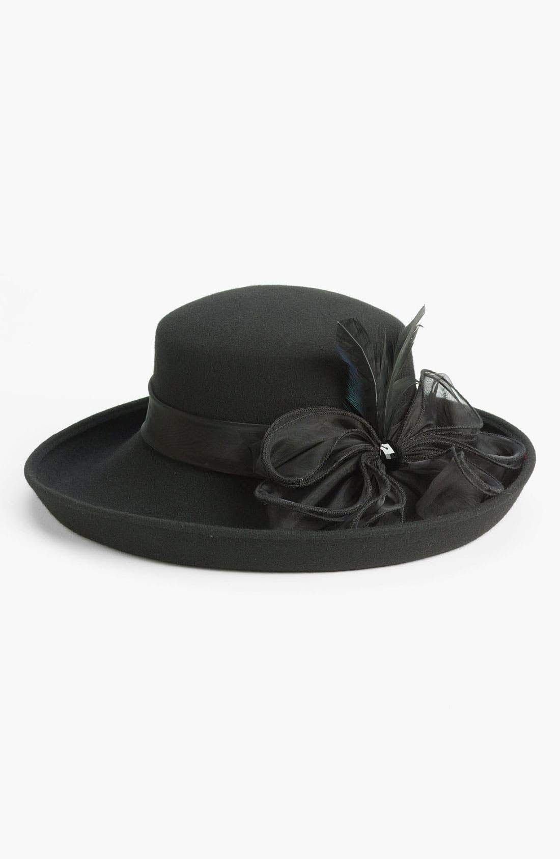 Alternate Image 1 Selected - August Hat 'Helene' Hat
