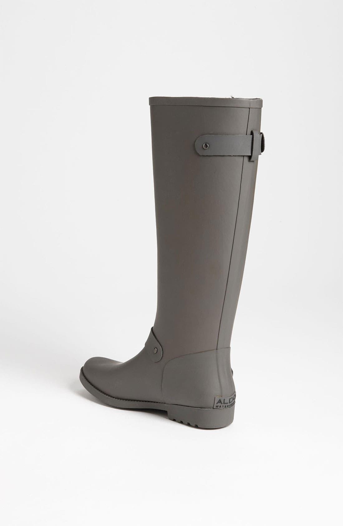 Alternate Image 2  - ALDO 'Maudie' Rain Boot (Women)
