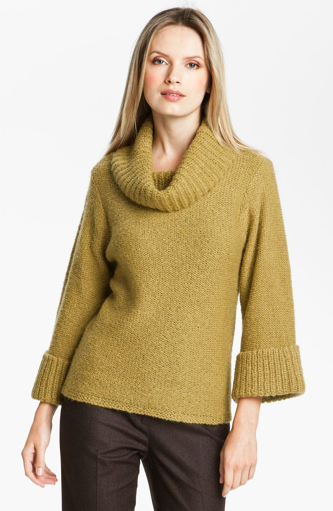 Alternate Image 1 Selected - Classiques Entier® 'Mousse' Cowl Neck Sweater