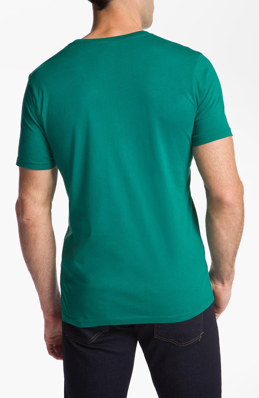 Alternate Image 2  - Junk Food 'Miami Dolphins' T-Shirt