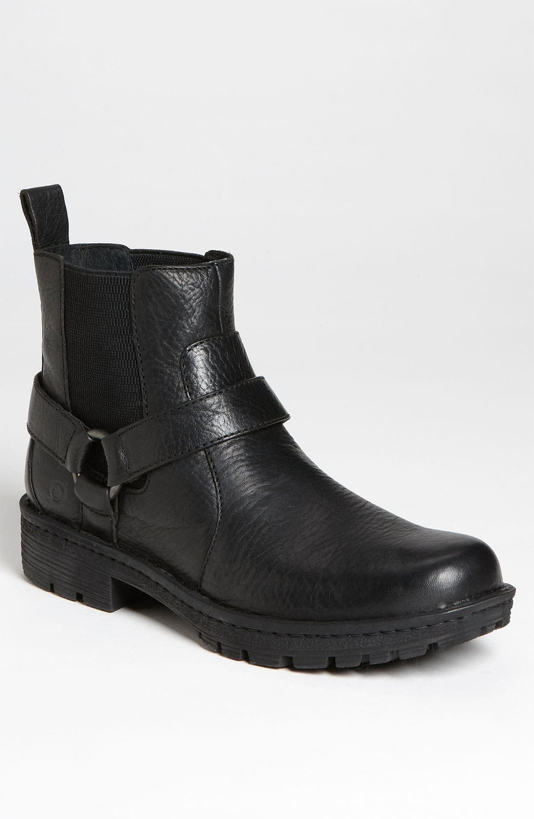 Main Image - Børn 'Brunell' Harness Chelsea Boot (Men)