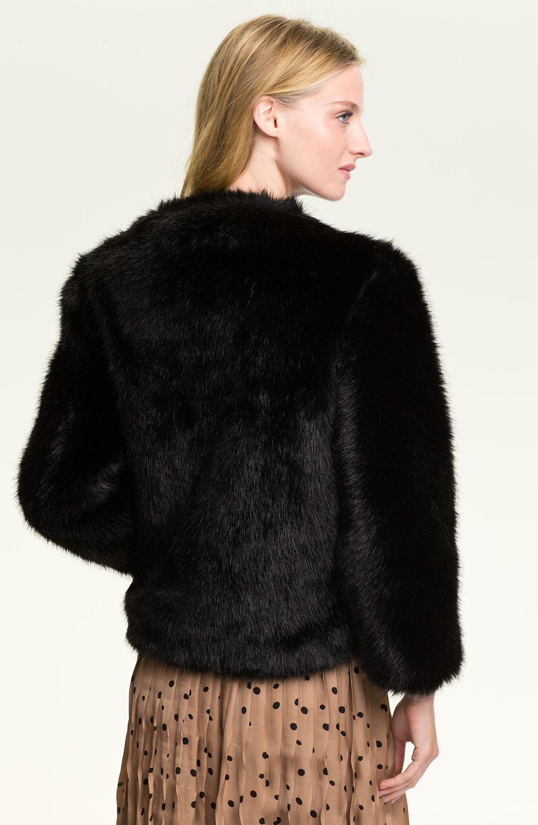 Alternate Image 2  - Alberto Makali Faux Fur Jacket
