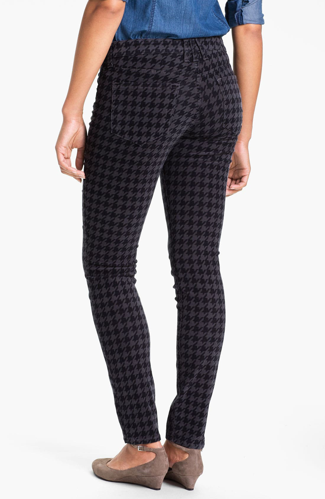 Alternate Image 2  - KUT from the Kloth Houndstooth Corduroy Pants