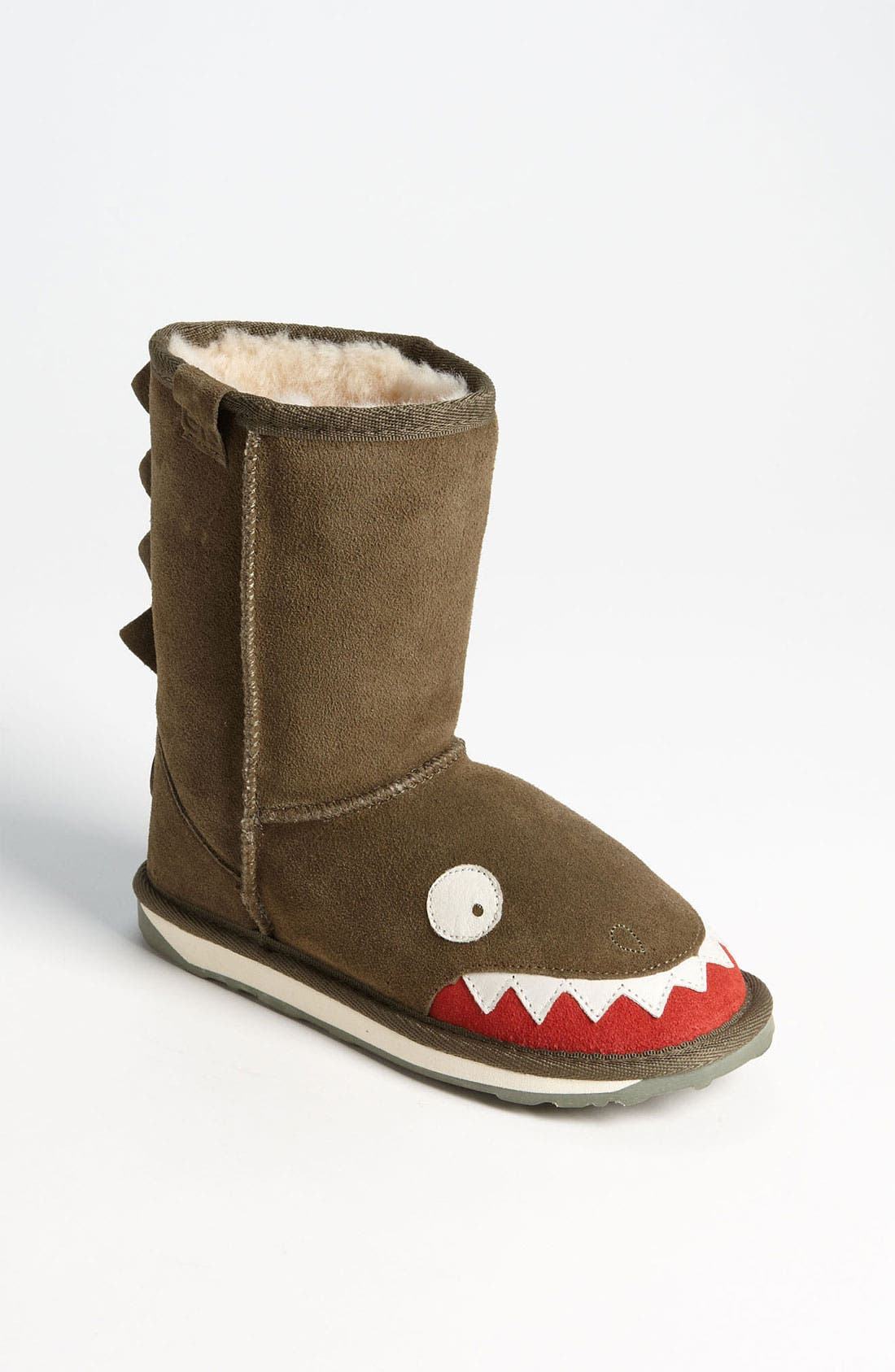 Alternate Image 1 Selected - EMU Australia 'Little Creatures - Croc' Boot (Toddler, Little Kid & Big Kid)