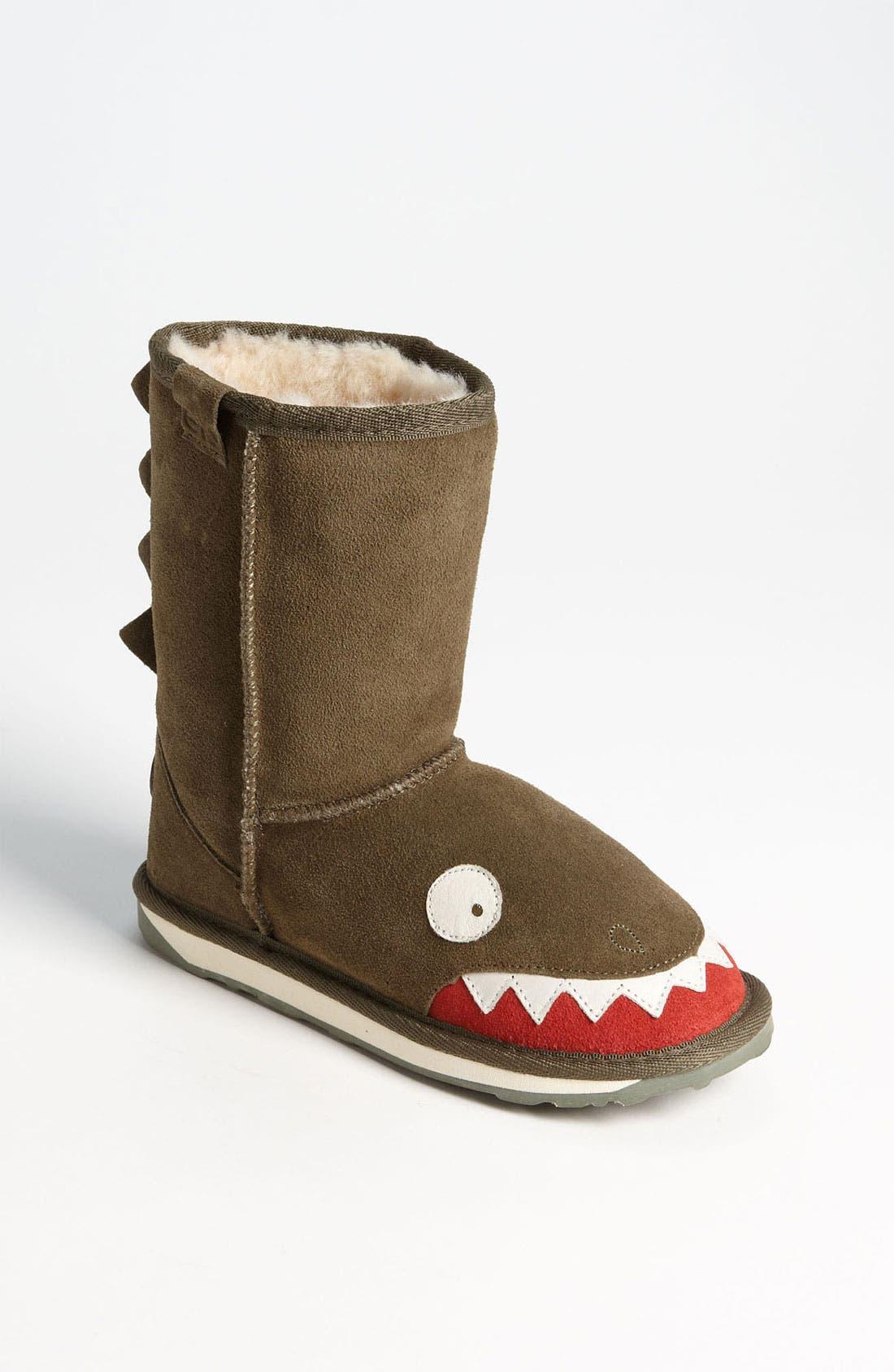 Main Image - EMU Australia 'Little Creatures - Croc' Boot (Toddler, Little Kid & Big Kid)