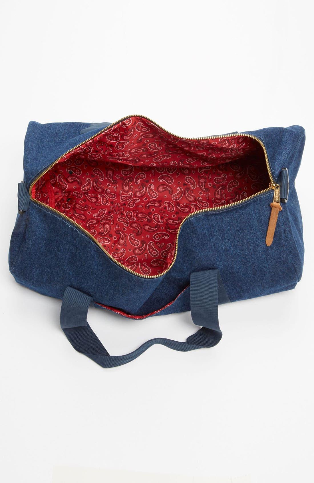 Alternate Image 3  - Herschel Supply Co. 'Sutton - Denim Collection' Duffel Bag
