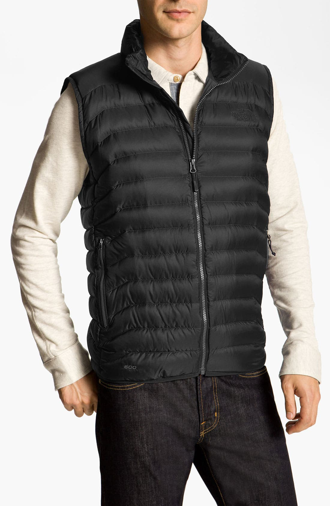 Alternate Image 1 Selected - The North Face 'Santiago' Vest