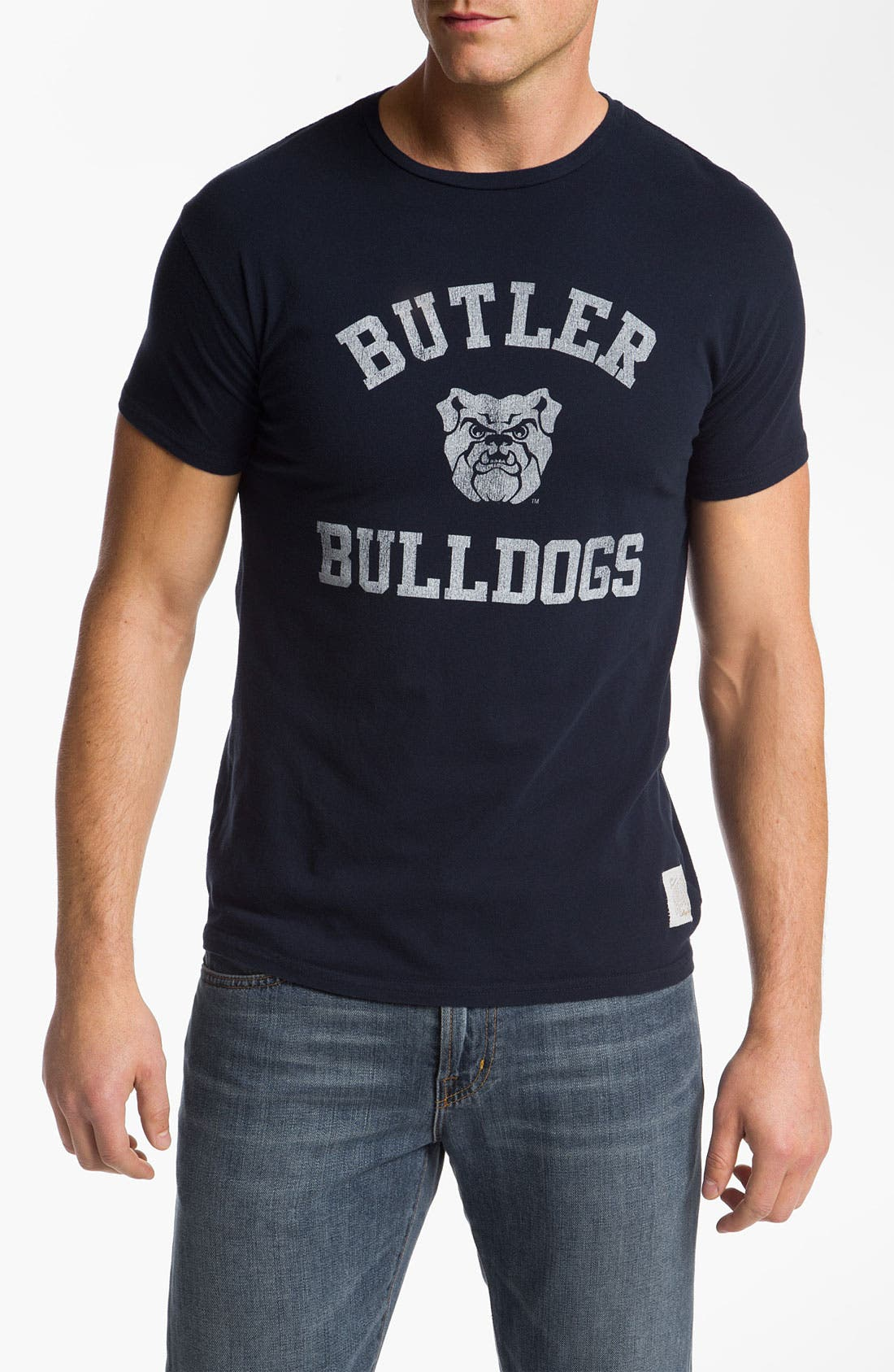 Alternate Image 1 Selected - The Original Retro Brand 'Butler Bulldogs' T-Shirt