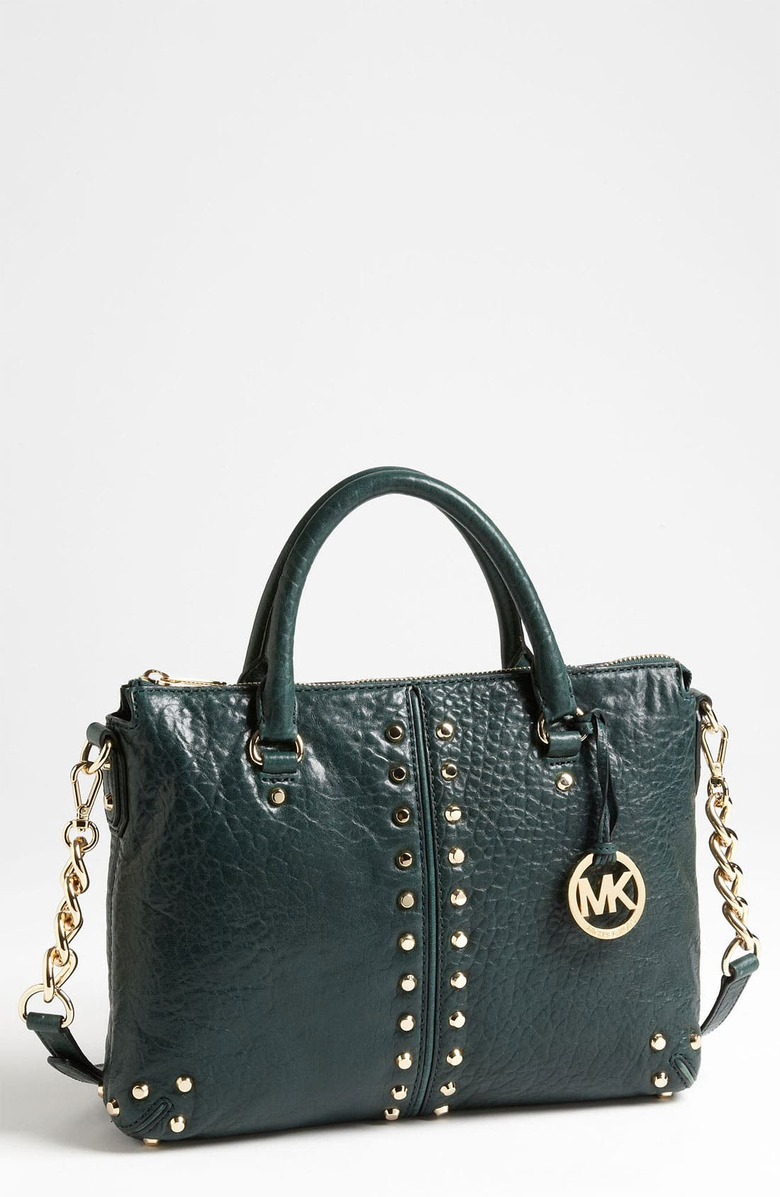 Alternate Image 1 Selected - MICHAEL Michael Kors 'Uptown Astor - Medium' Crossbody Satchel