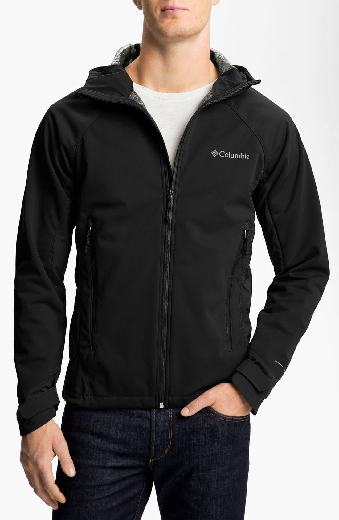 Main Image - Columbia 'Triteca' Soft Shell Jacket