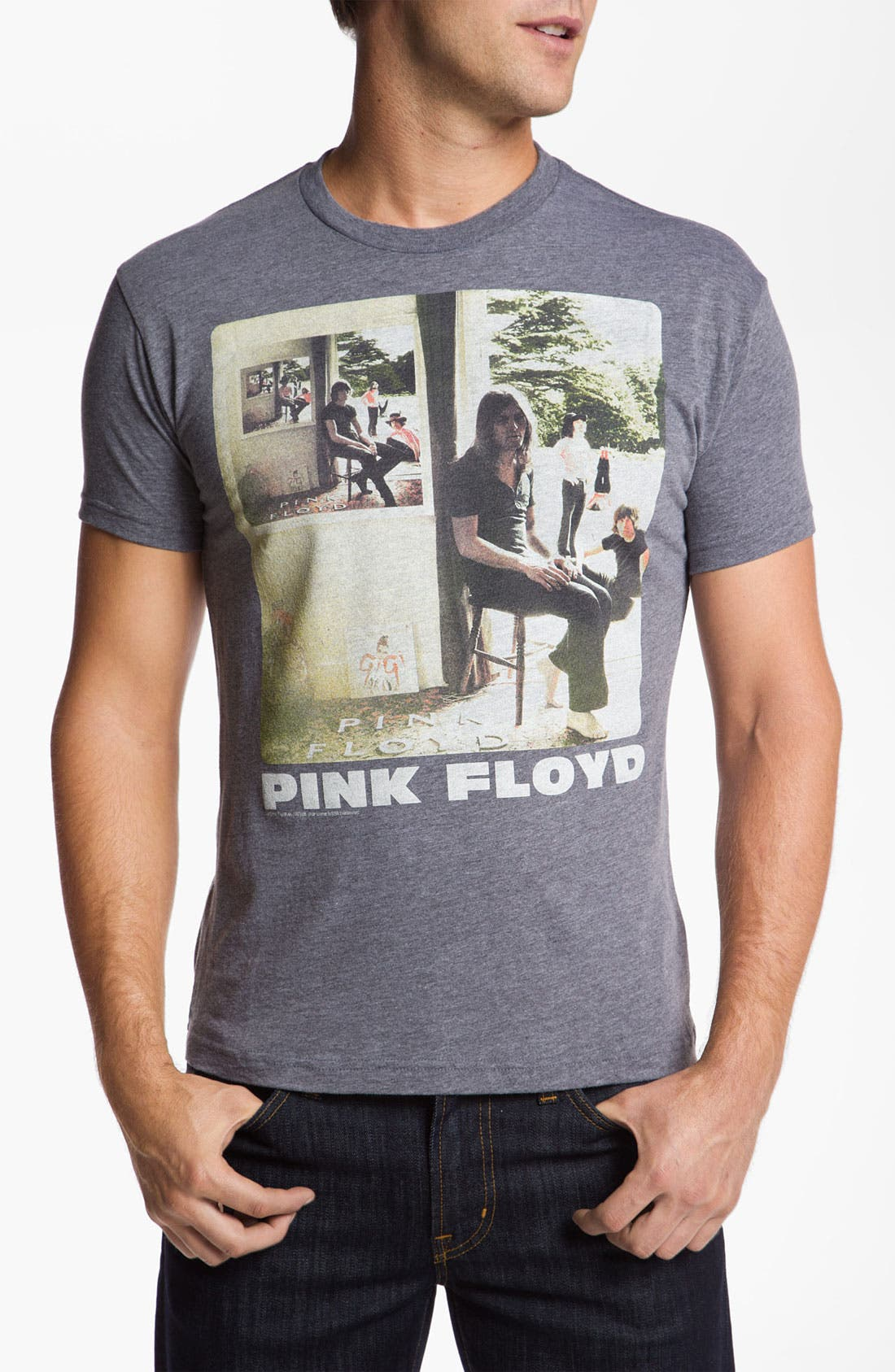 Alternate Image 1 Selected - Free Authority 'Pink Floyd' Graphic T-Shirt