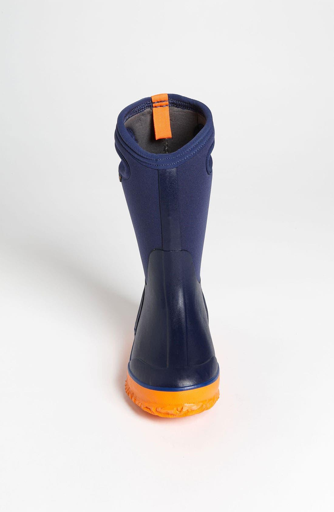 Alternate Image 3  - Bogs 'Classic High' Waterproof Boot (Toddler, Little Kid & Big Kid)