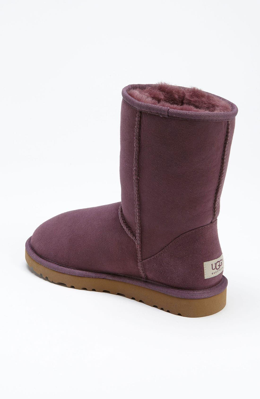 Alternate Image 9  - UGG® 'Classic Short' Boot (Women)